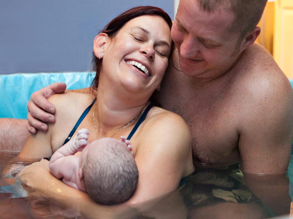 Toledo Birth Photographer