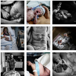 birth photography Instagram feeds - ingefotografie.nl