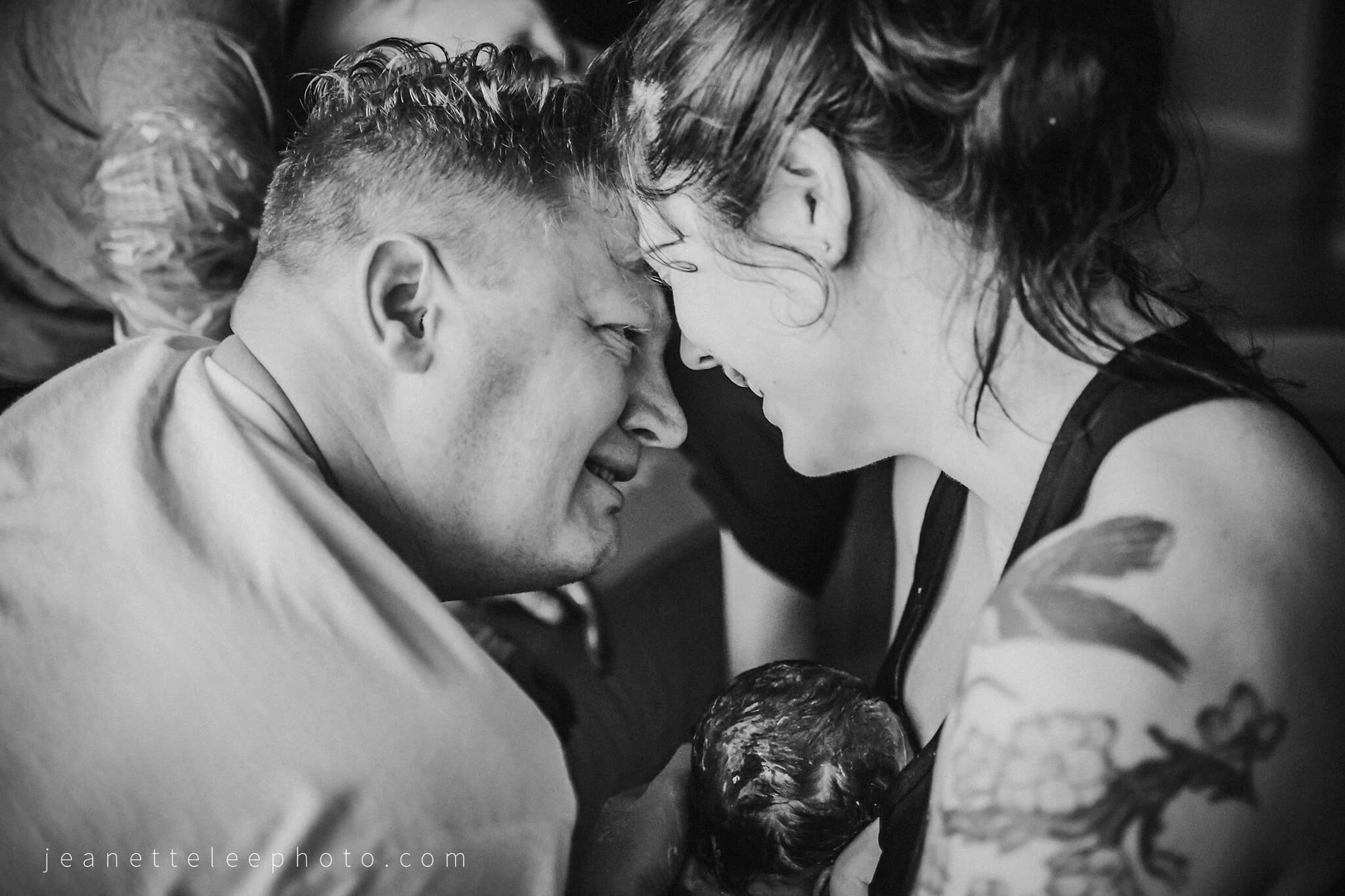 Birth Photography Portland Oregon - Jeanette Lee Photography and Films