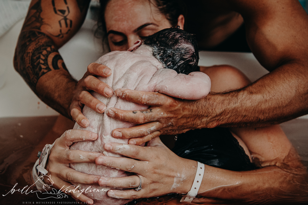 2020 Honorable Mention | 0383 | WE'VE GOT YOU BABY! by Belle Verdiglione Photography