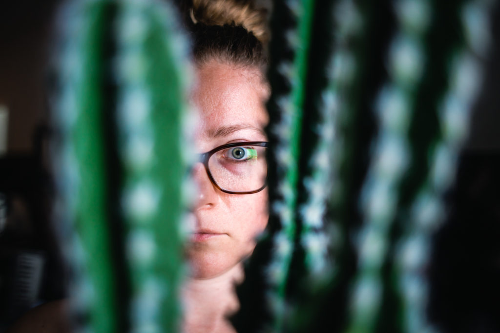 Paulina Splechta Birth Photographer Self Portrait Project 2020